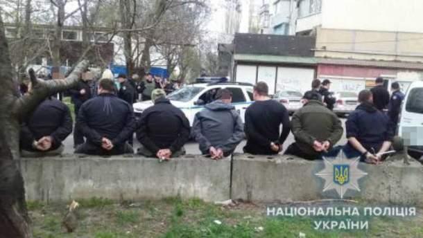 Вечером 17 апреля в Одессе произошла стрельба
