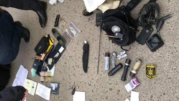 Полиция задержала нападавших