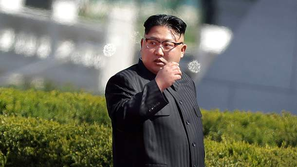 Кім Чен Ын