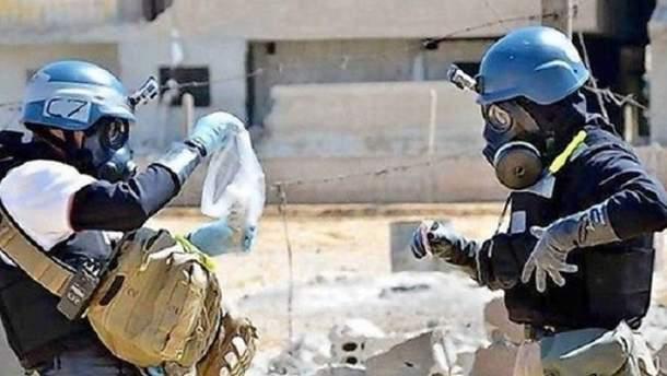 Во Франции считают, что Россия могла уничтожить доказательства химатаки в Сирии