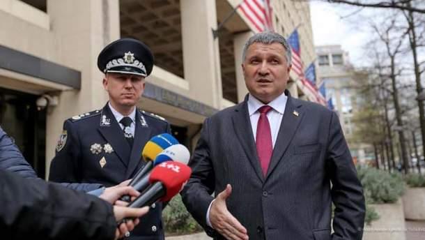 МВД Украины и ФБР  подписали меморандум о сотрудничестве