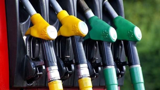 Під Кабміном акція проти підвищення цін набензин
