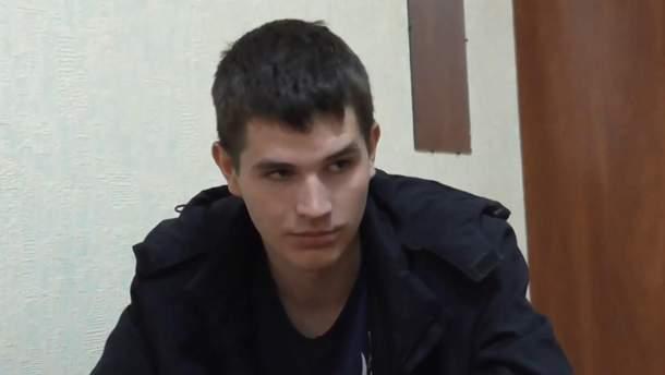 Затриманий військовий РФ дав свідчення СБУ про найманців Вагнера