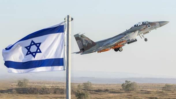 Ізраїль завдав удару по іранській авіабазі в Сирії з дозволу США