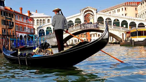У Венеції для туристів хочуть ввести податок