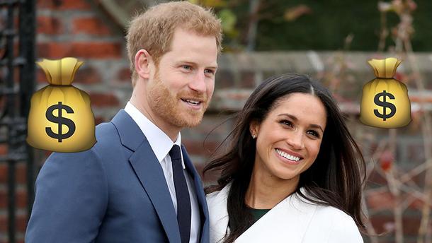 Скільки коштує весілля принца Гаррі та Меган Маркл