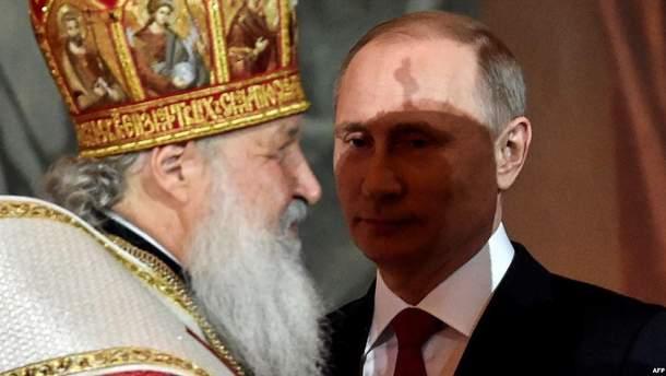 Нужно создать Украинскую единую православную церковь