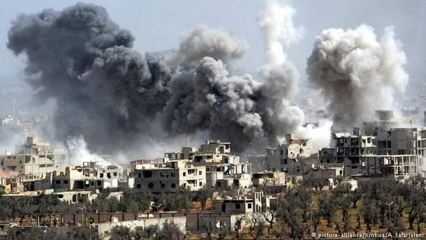 Из-за обстрела СБ ООН в Думе, специалисты ОЗХО перенесли приезд к месту химатакы