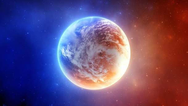 """В ранній Сонячній системі могла існувати """"алмазна"""" планета"""