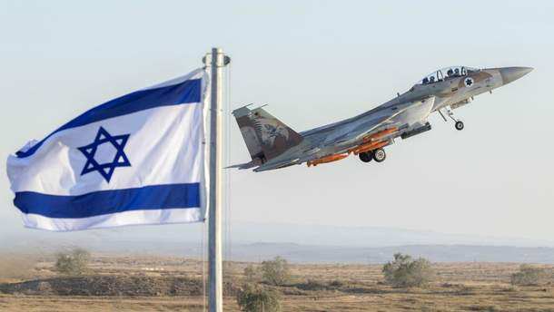 Израиль нанес удар по иранской авиабазе в Сирии с разрешения США
