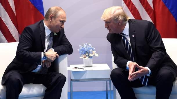 Путин до сих пор надеется на улучшение отношений с Трампом