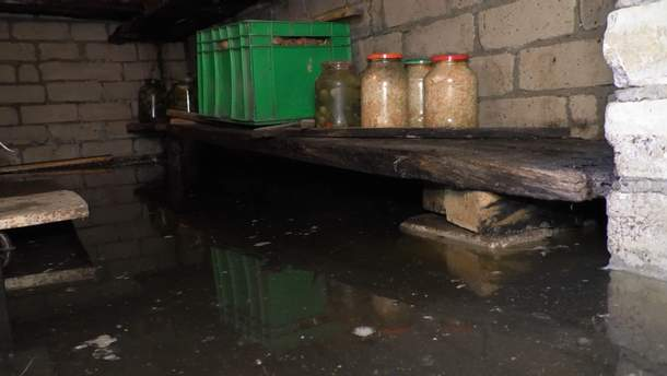 Жителі Черкас потерпають від води
