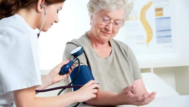 Изменены нормы артериального давления