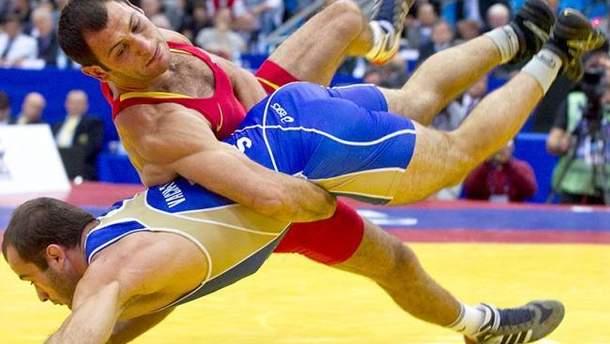 Украинские борцы поедут на чемпионат Европы в Россию: приказ о запрете отменили
