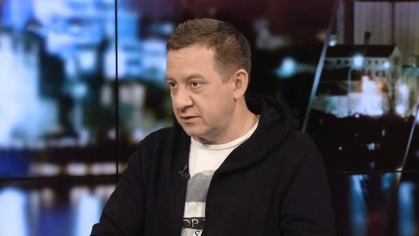 Журналіст Айдер Муждабаєв