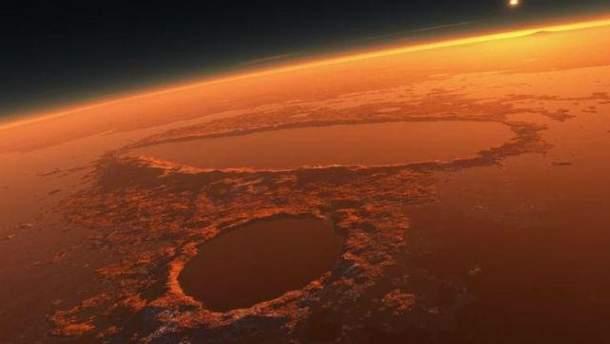 Що станеться з людським тілом на Марсі