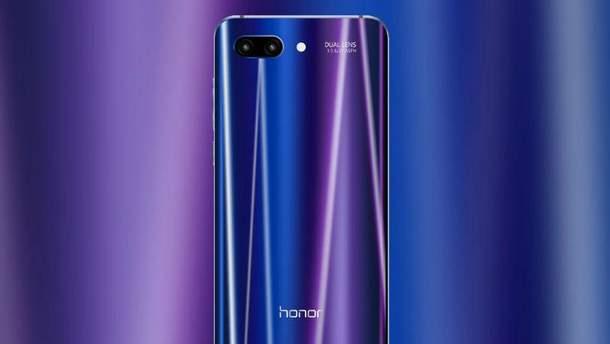 Цены имодификации Huawei Honor 10 накануне анонса в КНР