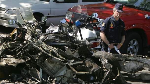 Верховный суд Испании подтвердил 535-летний срок заключения двоих боевиков ETA