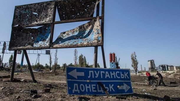 Боевики изДонецка ведут мощнейший обстрел украинских бойцов