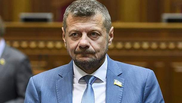 Игоря Мосийчука вызвали на допрос в суд