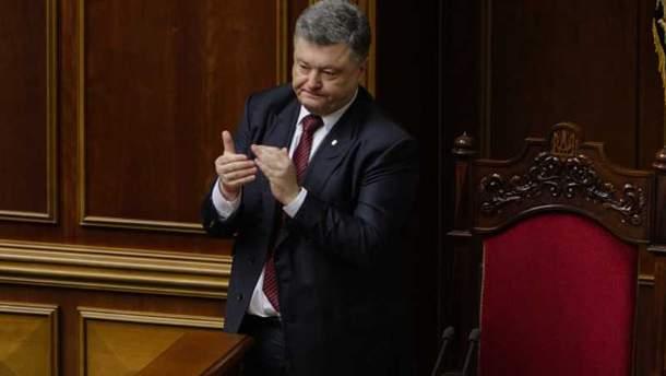 Петро Порошенко виступить у Верховній Раді 19 квітня