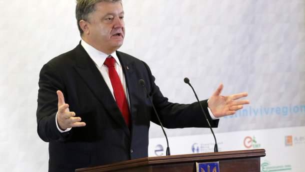 Порошенко призвал Верховную Раду поддержать его обращение к Варфоломею