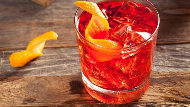Коктейль Негроні – найпопулярніший алкогольний напій 2018 року
