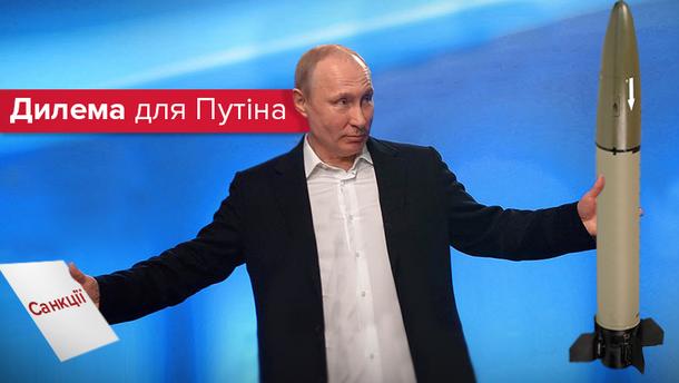 Як Путін реагуватиме на загострення в Сирії та санкції США?
