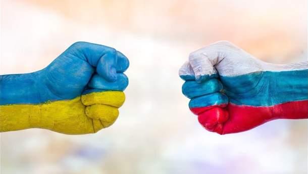 Україна vs Росія: хто кого?