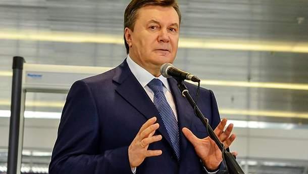 Януковичу докладывали о ситуации в начале аннексии Крыма
