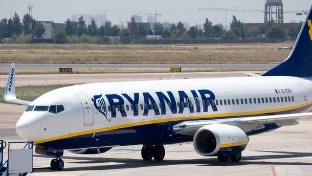 """""""Борисполь"""" ожидает подтверждения полетов от Ryanair"""