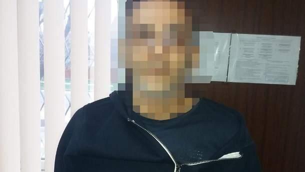 В Никополе задержали террориста из Турции