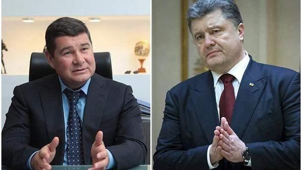 Депутат-утікач Онищенко оприлюднив нову порцію компромата