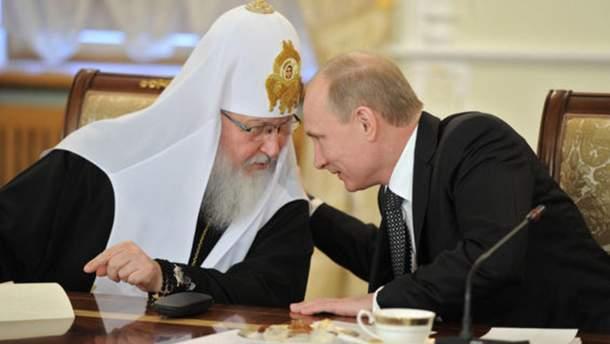 """Кремль не поддерживает автокефалию УПЦ и называет это """"расколом церкви"""""""