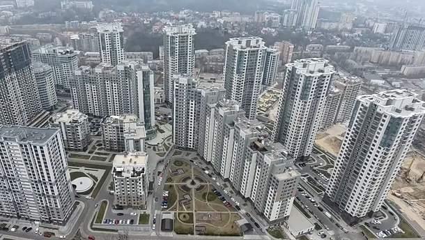 Элитная недвижимость в центре Киева