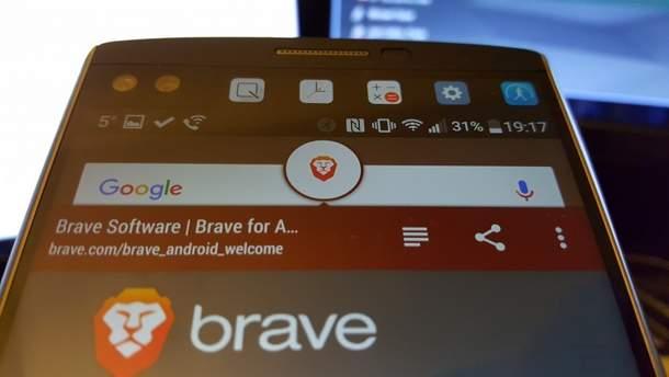 Браузер Brave