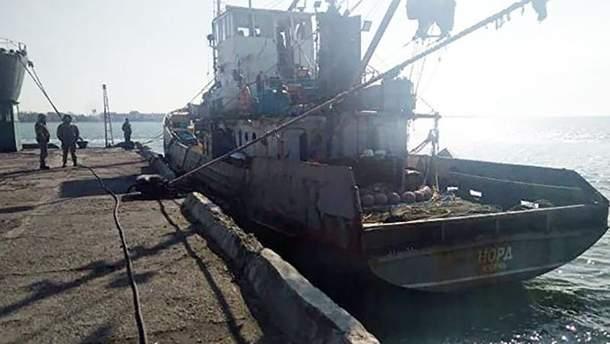 """Члены экипажа """"Норда"""" покинули территорию Украины: стало известно, как это им удалось"""