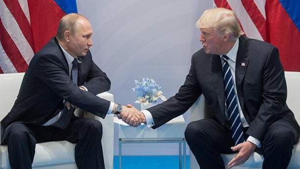 Джордж Буш-молодший дав пораду Трампу, як потрібно вести себе з Путіним