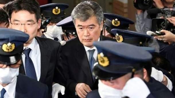 Джунічі Фукуда звинувачений у сексуальних домаганнях до журналістки