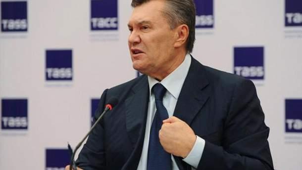 Суд по делу о госизмене Януковича перешел к стадии дебатов