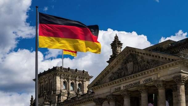 Германия не участвовала в ударе по Сирии из-за положения конституции страны