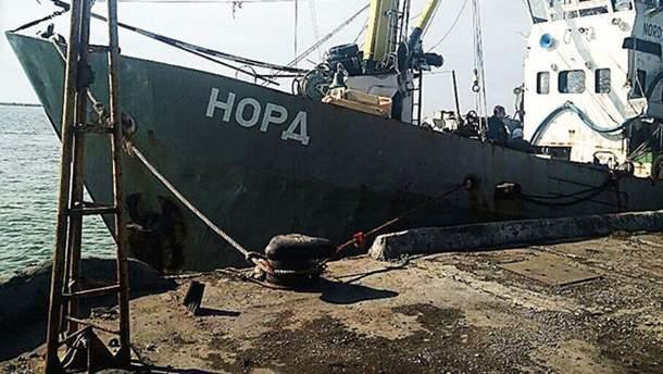 """Двоє моряків """"Норда"""", які втекли з України, вже у Криму"""