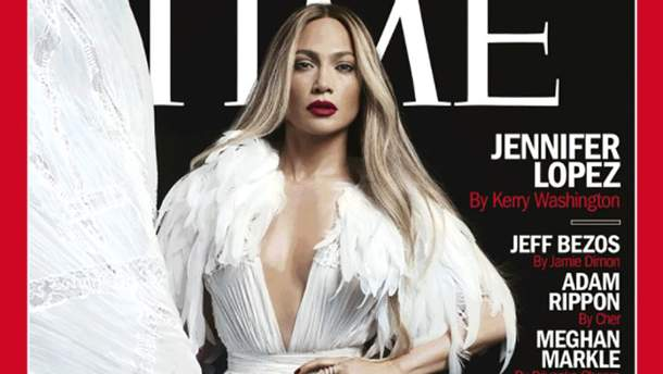 Дженнифер Лопес вошла в список 100 самых влиятельных людей мира