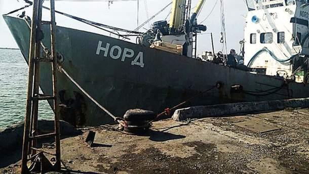 """Двое моряков """"Норда"""", которые сбежали из Украины, уже в Крыму"""