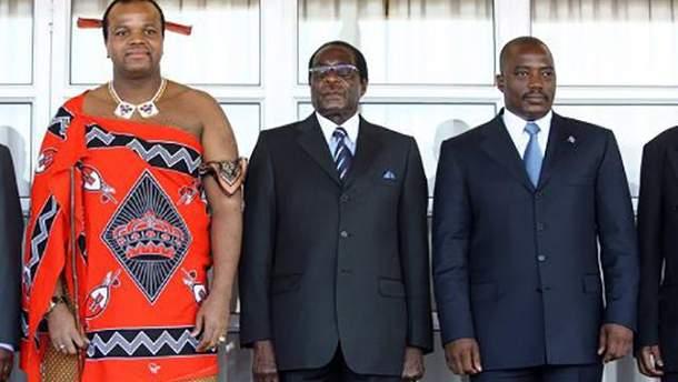 Монарх Свазиленда вчесть 50-летия независимости переименовал страну
