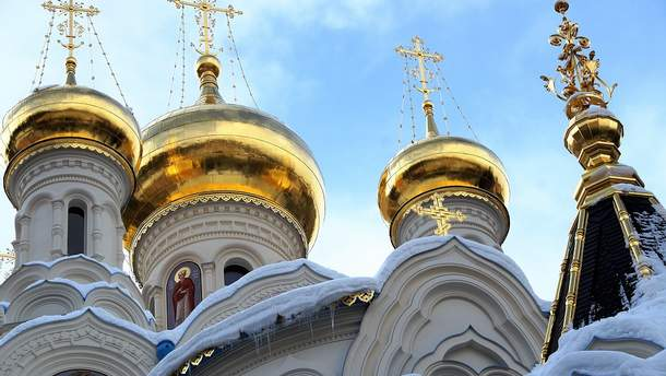 В Московском Патриархате осудили идею создания автокефальной церкви в Украине