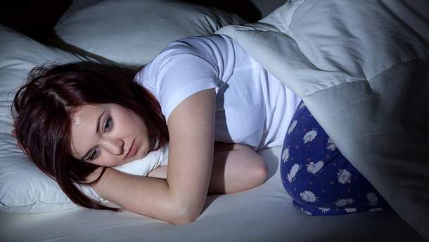 Чому іноді буває важко заснути