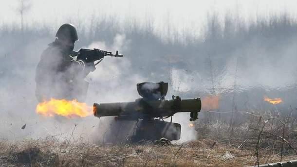 Пророссийские боевики на Донбассе не прекращают нарушать минские соглашения