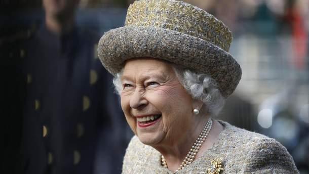 Королева Британії відзначає свій перший цього року день народження