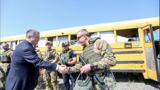 Аваков домовився про продовження спільних тренінгів поліцейських у США та Україні
